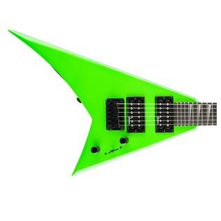Jackson JS1X Rhoads Minion, Neon Green