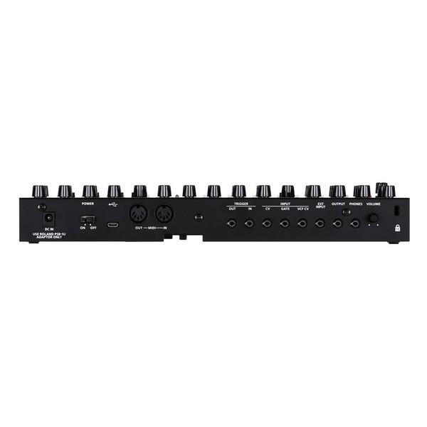 Roland SE-02 Synthesizer - Rear