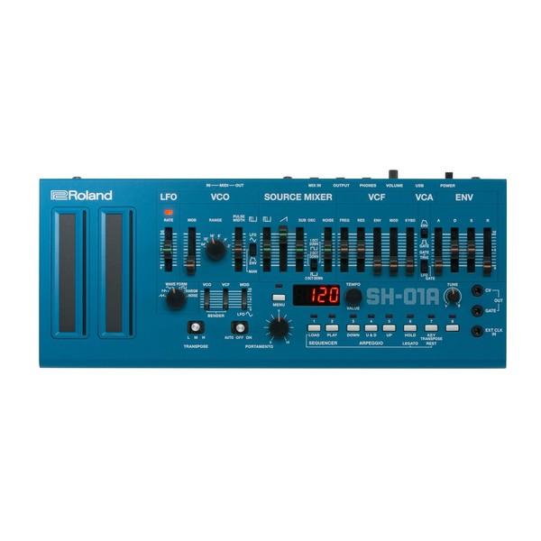 Roland SH-01A Sound Module, Blue front