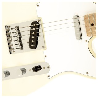 Squier By Fender Affinity Telecaster, White