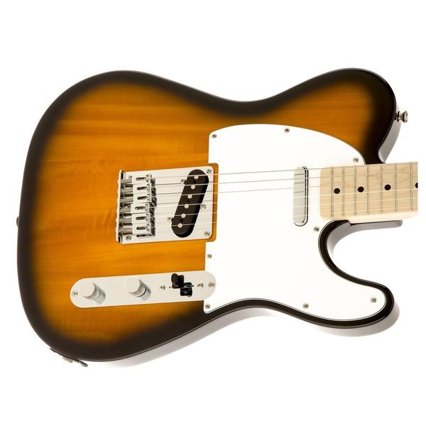 Squier by Fender Affinity Telecaster, 2-Tone Sunburst