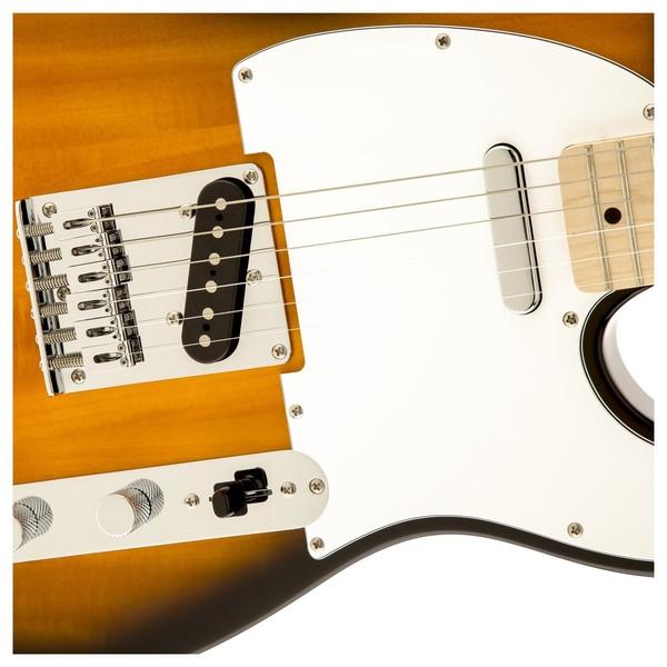 Squier by Fender Affinity Telecaster, Sunburst