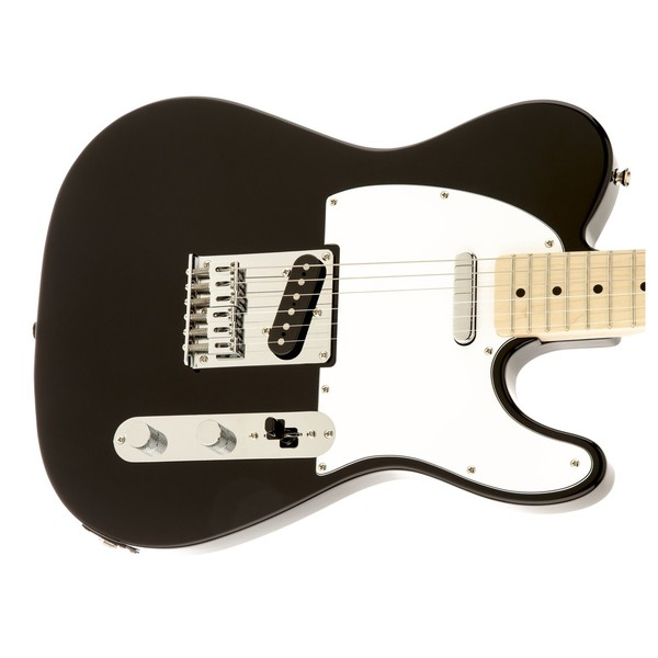Squier By Fender Affinity Telecaster, Black