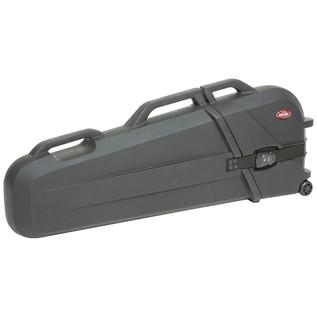 SKB ATA Roto Electric Bass Case w/TSA lock - Side