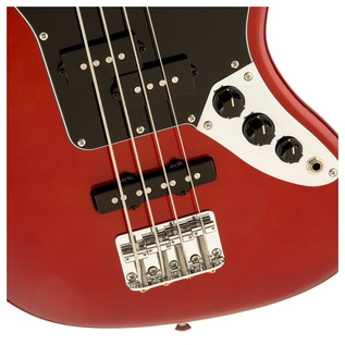 Squier By Fender Vintage Modified Jaguar Bass Special Short Scale, Candy Apple Red