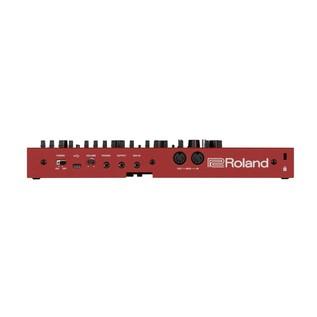 Roland SH-01A Analog Synth Module - Rear