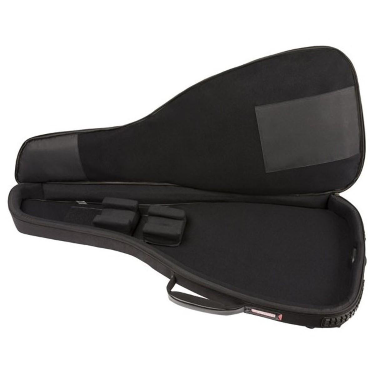 Black Fender FE1225 Electric Guitar Gig Bag Tasche für E-Gitarre