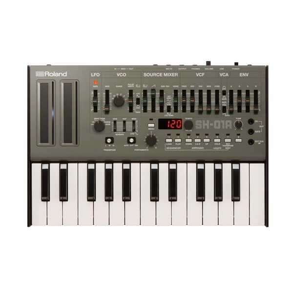 Roland SH-01A Module with K-25m Keyboard - Main