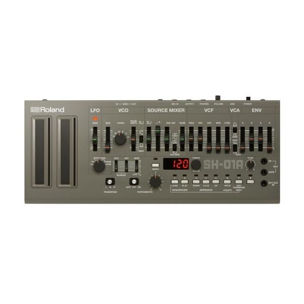 Roland SH-01A Synth Module - Top