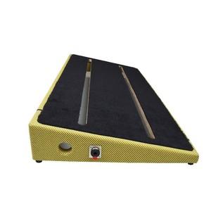 Ruach Light Tweed Size 4 Pedal Board