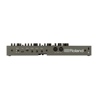 Roland SH-01A Analog Synthesizer Module - Rear