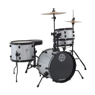 Ludwig Pocket Kit By Questlove, White Sparkle