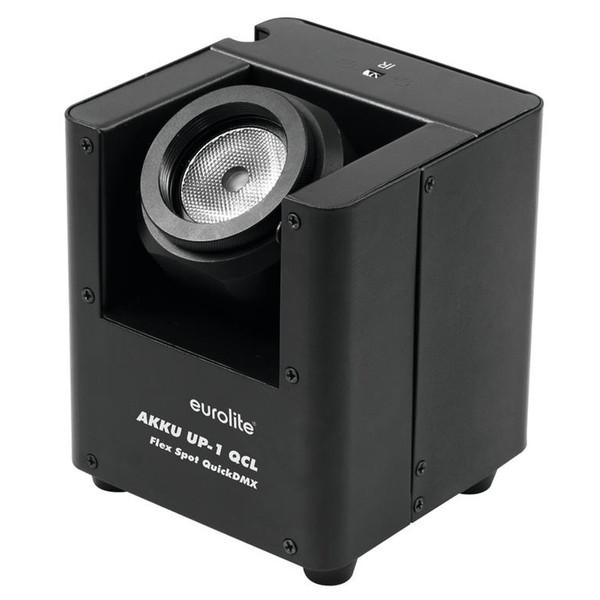 Eurolite AKKU UP-1 QCL Flex Spot With QuickDMX
