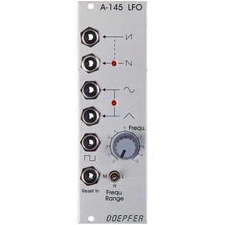 Doepfer A-145 Low Frequency Oscillator LFO 1