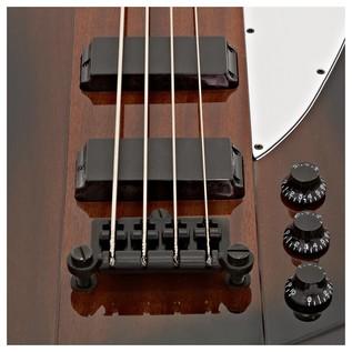 Thunderbird IV Bass Guitar, Vintage Sunburst