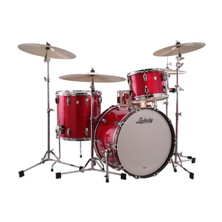 Ludwig Classic Maple Fab 3pc Shell Pack