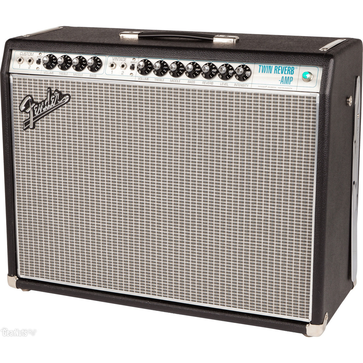 Fender '68 Custom Twin Reverb - B-Stock at Gear4music