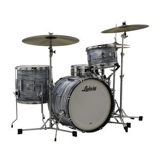 Ludwig Club Date Downbeat 3pc Shell Pack