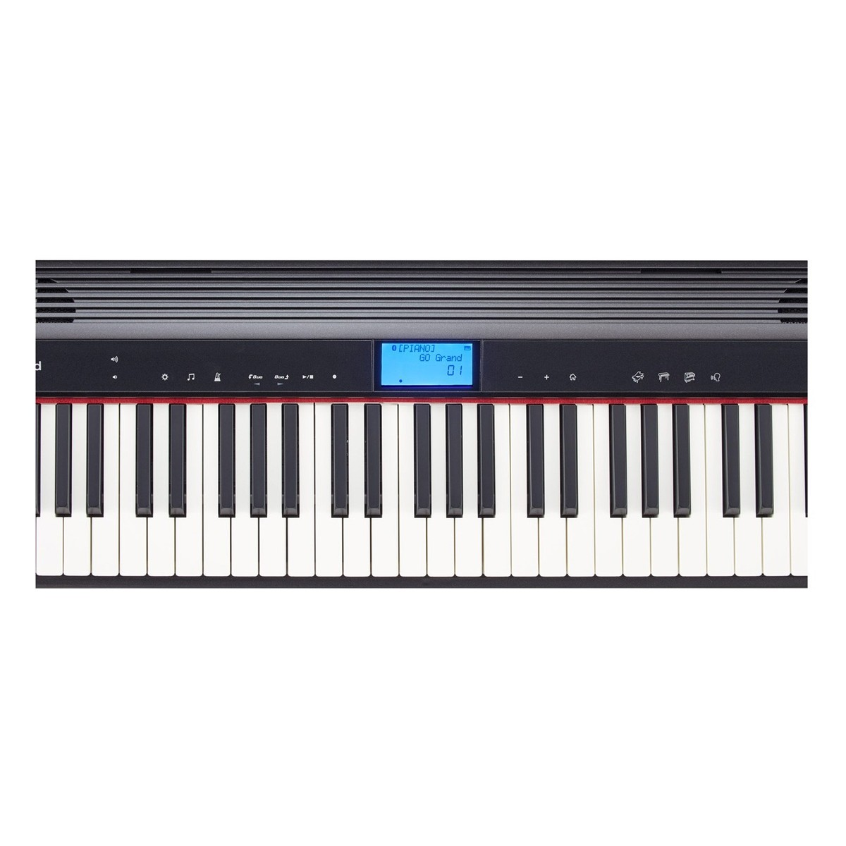 roland go piano 61 key digital piano black b stock at gear4music. Black Bedroom Furniture Sets. Home Design Ideas