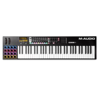M-Audio Code 61 Controller Keyboard Black