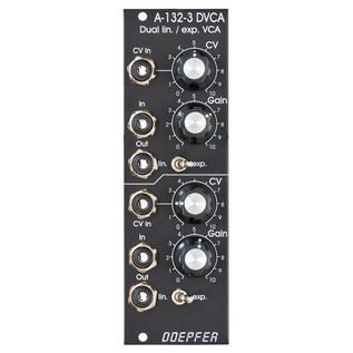 Doepfer A-132-3V Dual Linear/Exponential VCA, Vintage Edition 1