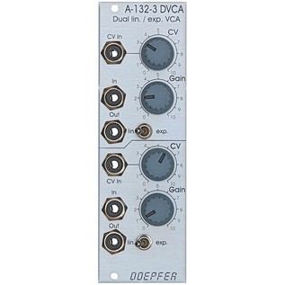 Doepfer A-132-3 Dual Linear/Exponential VCA 1