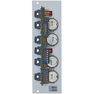 Doepfer A-132-3 Dual Linear/Exponential VCA 3