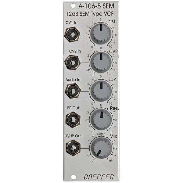 Doepfer A-106-5 12dB SEM Filter 1