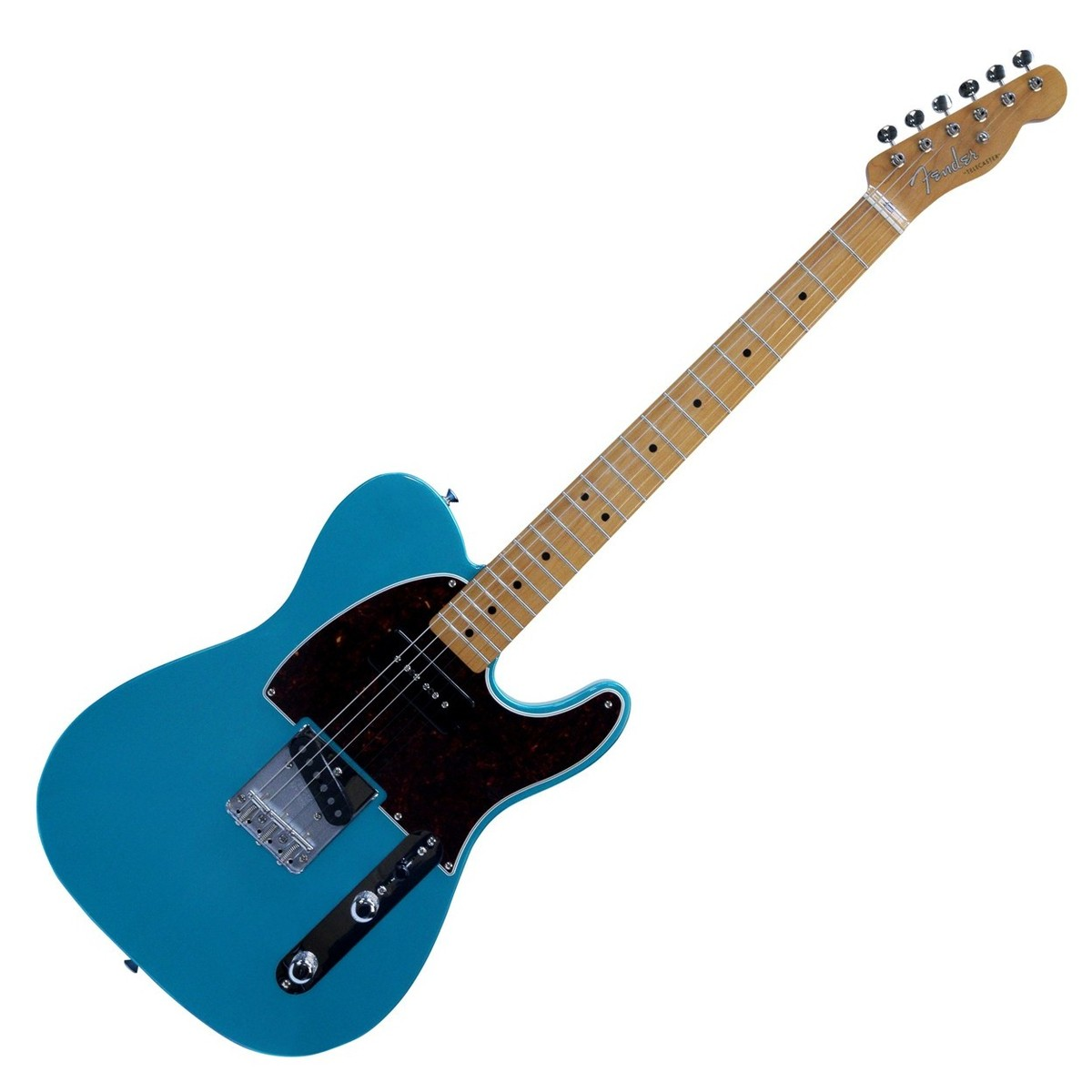 fender fsr limited edition 50s telecaster mn lake placid blue at