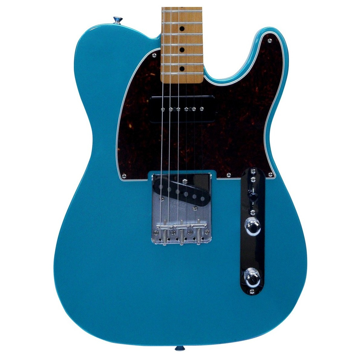 Disc Fender Fsr 50s Telecaster Mn Lake Placid Blue At Gear4music Style Wiring Solution For A 2 Humbucker Tele Limited Edition Loading Zoom