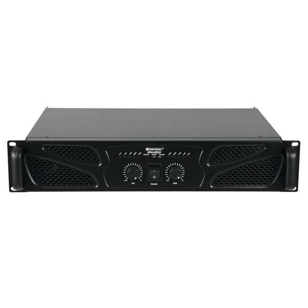 Omnitronic XPA-1200 Amplifier