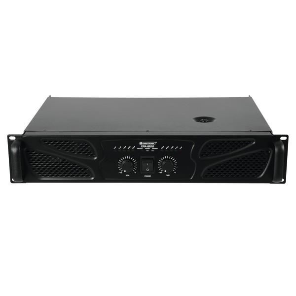 Omnitronic XPA-1800 Amplifier