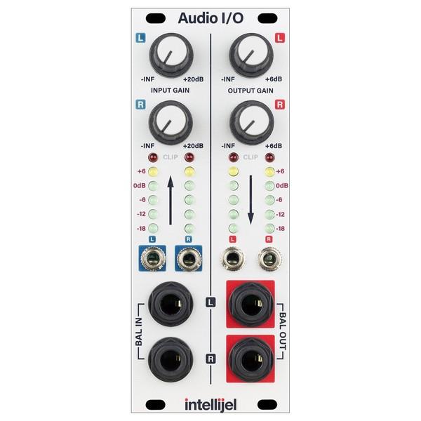 Intellijel Audio Interface II - Front
