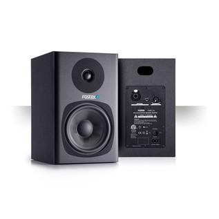 Fostex PM05-D Active Studio Monitors, Black