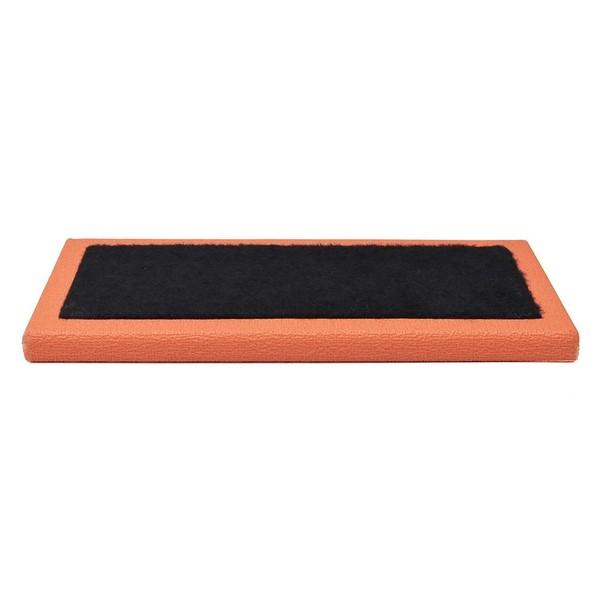 Ruach Orange Tolex 1 Pedal Board