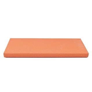 Ruach Orange Tolex Pedal Board Size 1