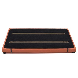 Ruach Orange Tolex 2 Pedal Board