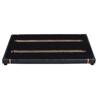 Ruach Black Tolex 2 Pedal Board
