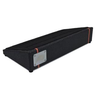 Ruach Black Tolex Pedal Board Size 2