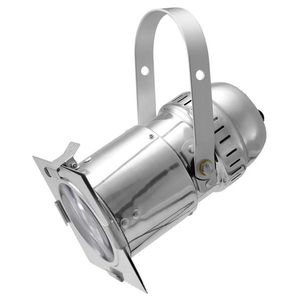 Eurolite LED PAR-30 COB RGB 30W, Silver
