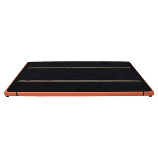 Ruach Orange Tolex 4 Pedal Board