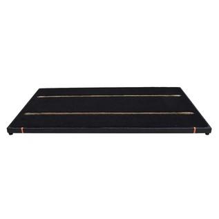 Ruach Black Tolex 4 Pedal Board