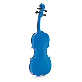 Student 3/4 Violin, Blue, by Gear4music
