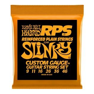 Ernie Ball Hybrid Slinky 2241 RPS Guitar Strings 9-46
