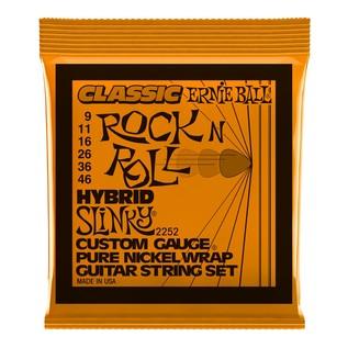 Ernie Ball Classic Hybrid Slinky 2252 Guitar Strings 9-46