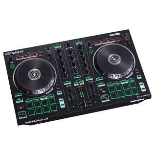 Roland DJ-202 2017 DJ Controller - Angled