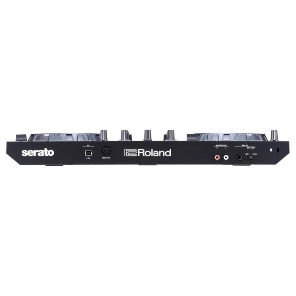 Roland DJ-202 Serato DJ Intro Controller - Rear