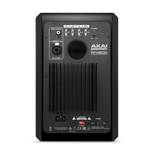 Akai RPM 500 Studio Monitors 3