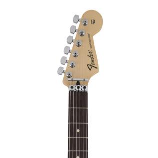 Fender Standard Strat HSS Electric Guitar, Floyd Rose, Black