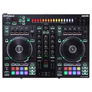 Roland DJ-505 DJ Controller - Top